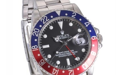 Rolex, Oyster Perpetual GMT Master, Ref. 1675