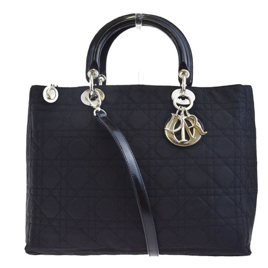 Christian Dior - Lady Dior Cannage Tote bag